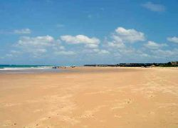 Mozambique Accommodation - Tofo Beach Cottages